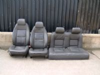SAAB 93 CONVERTIBLE LEATHER SEATS